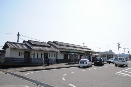JR伊野駅
