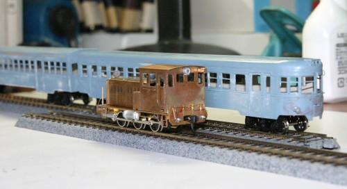 別府鉄道から返り咲いたDC301