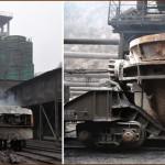 ドイツ風的 中国蒸気機関車の撮影の旅 Part9  北台製鉄所 その2