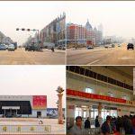 2012年春の中国鉄路の旅       Part17  ロシア国境の町、满洲里(満州里)その3と、扎赉诺尔(ジャライノール)