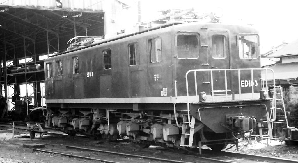 岳南鉄道の機関車 | DRFC-OB デ...