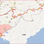 2012年冬の中国鉄路の旅 Part3 国境の橋Ⅱ 開山屯へ
