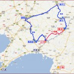 2013年 春の中国鉄路の旅 Part9 北朝鮮国境沿いの鉄路 その3 集安から丹東へ、水豊ダム