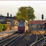 2014年 ドイツ、メルヘン鉄道の旅 Part17 ハルツ狭軌鉄道 その3  ヴェルニゲローデ機関区の朝