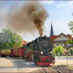 2014年 ドイツ、メルヘン鉄道の旅 Part18 ハルツ狭軌鉄道 その4