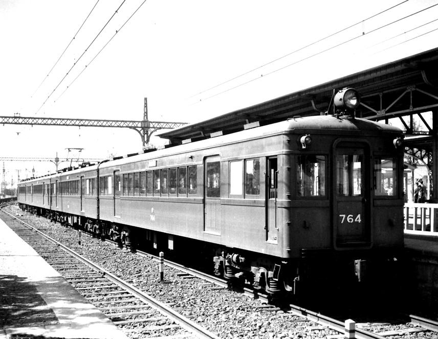 阪急764桂1954年サイズ小