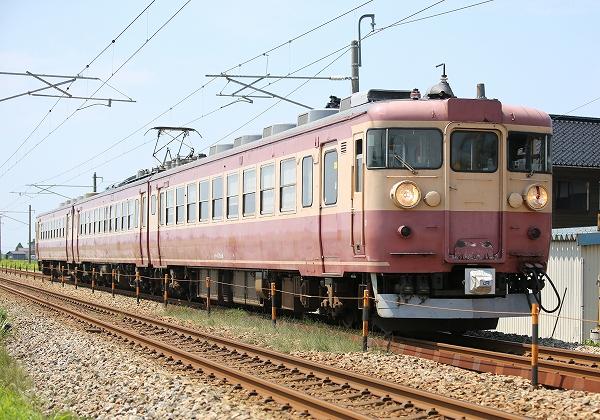 最後の力走475系/2014.09.29/Posted by 893-2