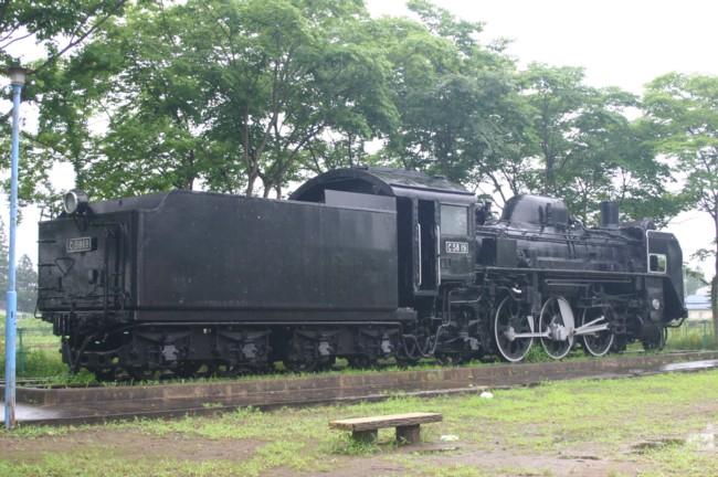 H18-7-24 西古川駅隣接の公園にて
