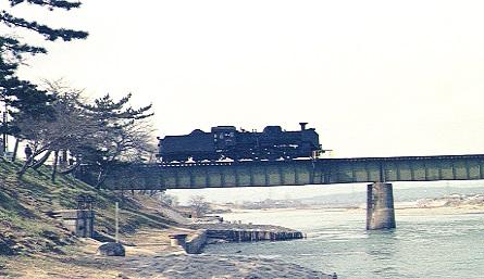 1968年3月 C58 単機回送