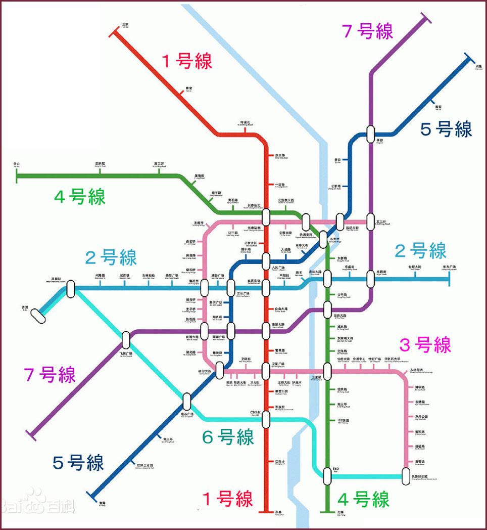 軽軌路線図(将来)1
