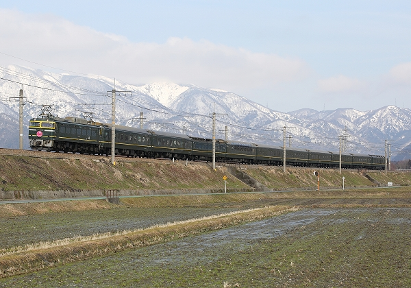 トワイライトエクスプレスin本州Vol.3/2015.04.29/Posted by 893-2