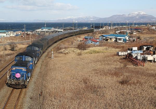 トワイライトエクスプレスin北海道Vol.2/2015.05.31/Posted by 893-2