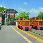 絶景の台湾鉄路 2015年夏の旅 Part11 北回帰線標誌紀念公園、蒜頭糖廠の訪問