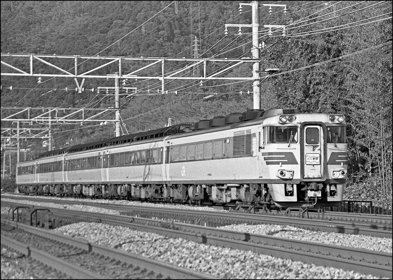 臨時列車 (20)マリン若狭H4