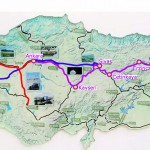 2015年 西方見聞録 トルコ鉄路の旅 Part25 アンカラ⇒カルス トルコ最長の寝台特急(DOĞU eks.)に乗るⅠ