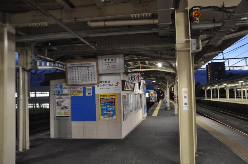 樽見鉄道DSC_6558