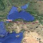 2015年 西方見聞録 トルコ鉄路の旅 Part27 カルス⇒イスタンブール 空路で向かう