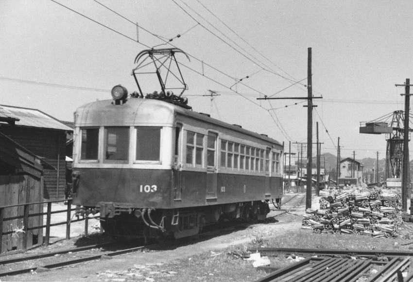 よく似た電車は兄弟と言われた玉野市電の100型(のちの琴電750型)