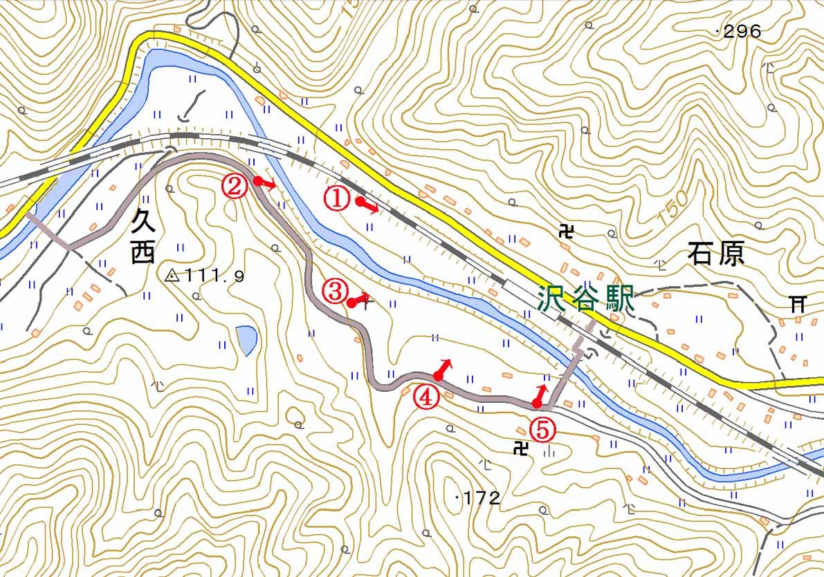 07_沢谷付近地図