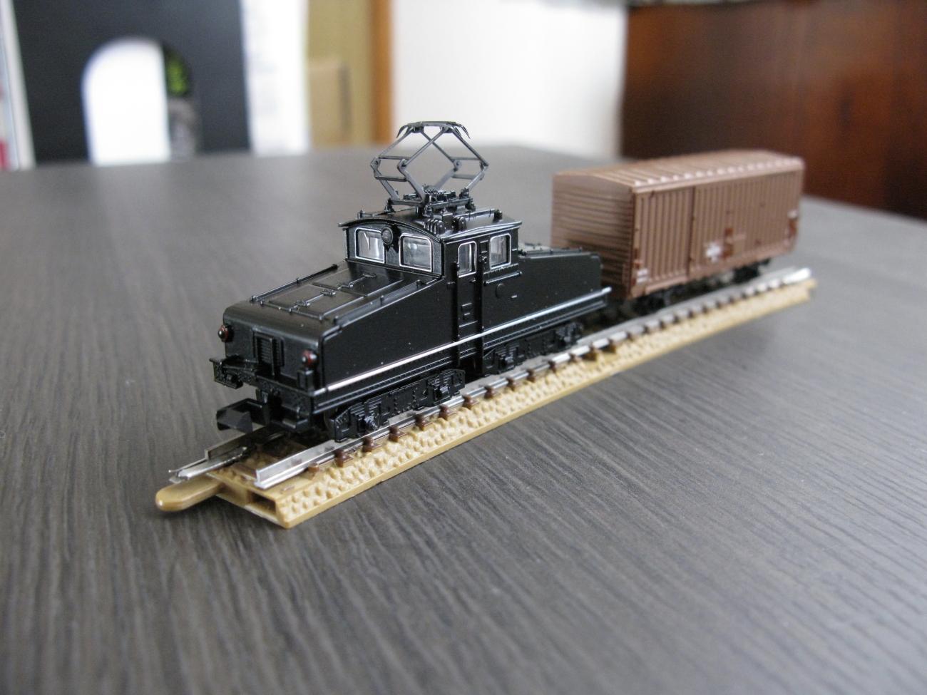 上信電鉄デキ1
