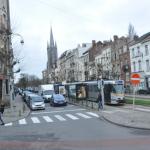 ブリュッセルのトラム