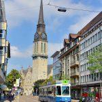 2016年 西方見聞録 Part15 チューリッヒのトラムに乗る、撮る⑥ 観光ルートを撮る