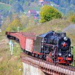 2016年 西方見聞録 Part27 ウクライナの蒸気機関車を撮る②