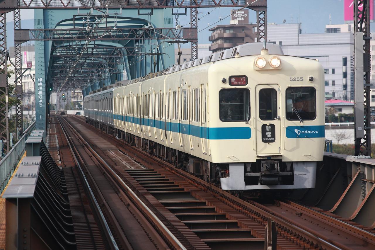 DRFC-OB デジタル青信号【83158】異形式連結電車ー1ー