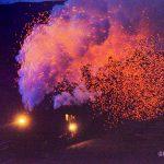凍える大地への旅 2016年 Part 4 三道嶺の火の玉列車を撮る①