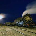 凍える大地への旅 2016年 Part7 三道嶺の火の玉列車を撮る④