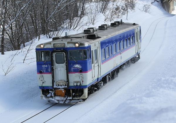 夕張線2017年冬/2017.08.30/Posted by 893-2
